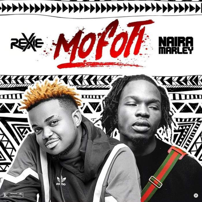 Photo of Music: Rexxie – Mofoti (feat. Naira Marley)