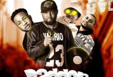 "Photo of DJ NOTORIOUS MARSHAL FT BMYSTIRO X T-WHY X ASHLO  ""BADDER"""